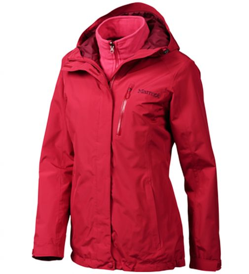 Campera Marmot Ramble Desmontable