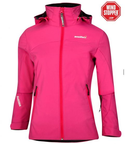 Campera Ansilta Orion Mujer