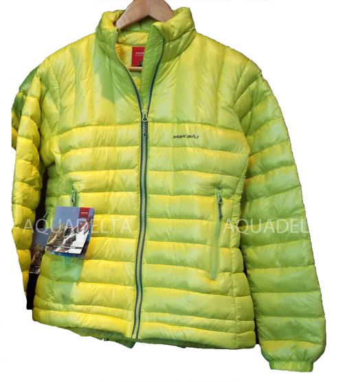 Campera Duvet Incahuasi Jacket Lady Makalu