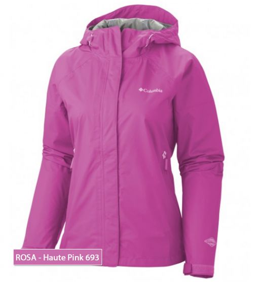Campera Impermeable Sleeker Columbia