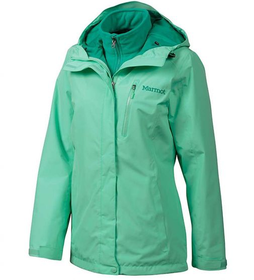 Campera Impermeable Marmot Desmontable Ramble