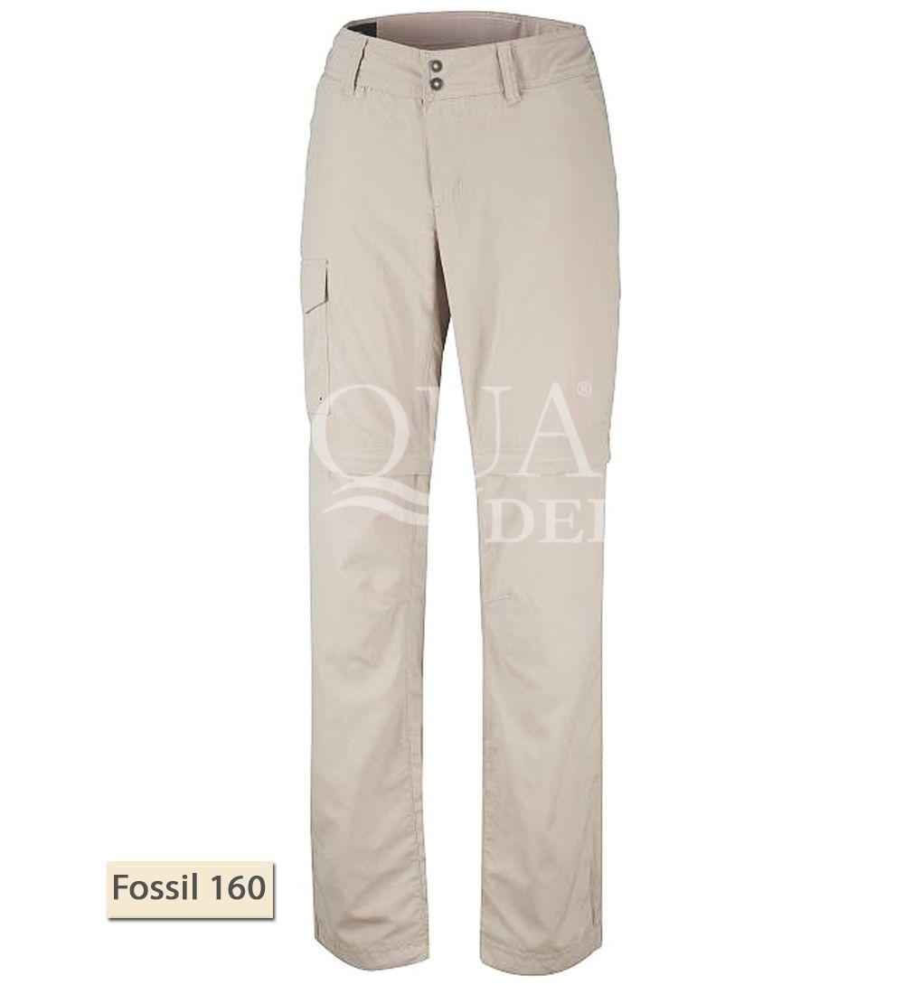 Aahwqbx Columbia Mujer Pantalon Silver Desmontable Ridge vnS4qzfn
