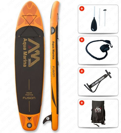 SUP Stand up Paddle Aquamarina Fusion 140Kg