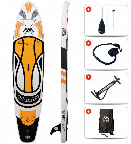 SUP Stand up Paddle Aquamarina Magma 140Kg