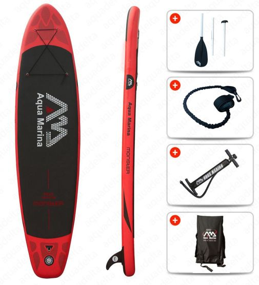 SUP Stand up Paddle Aquamarina Monster 160Kg