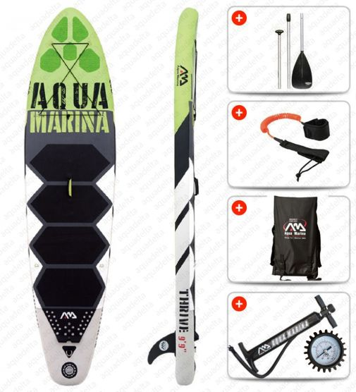 SUP Stand up Paddle Aquamarina Thrive 120Kg