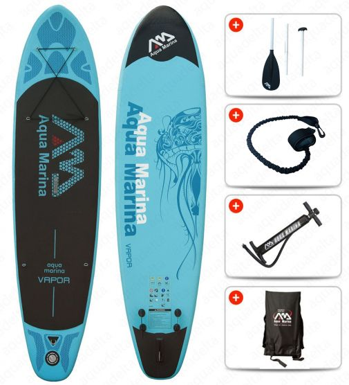 SUP Stand up Paddle VAPOR Aquamarina 115Kg