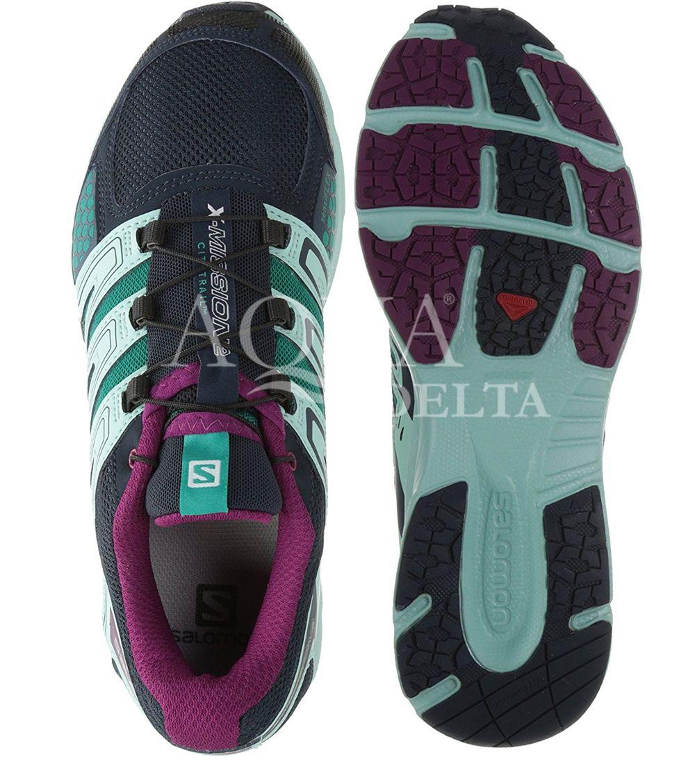 zapatillas salomon mujer trail argentina
